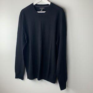 Banana Republic 100% Merino Wool Crew Neck Sweater
